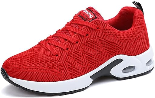 JARLIF Women's Breathable Fashion Walking Sneakers