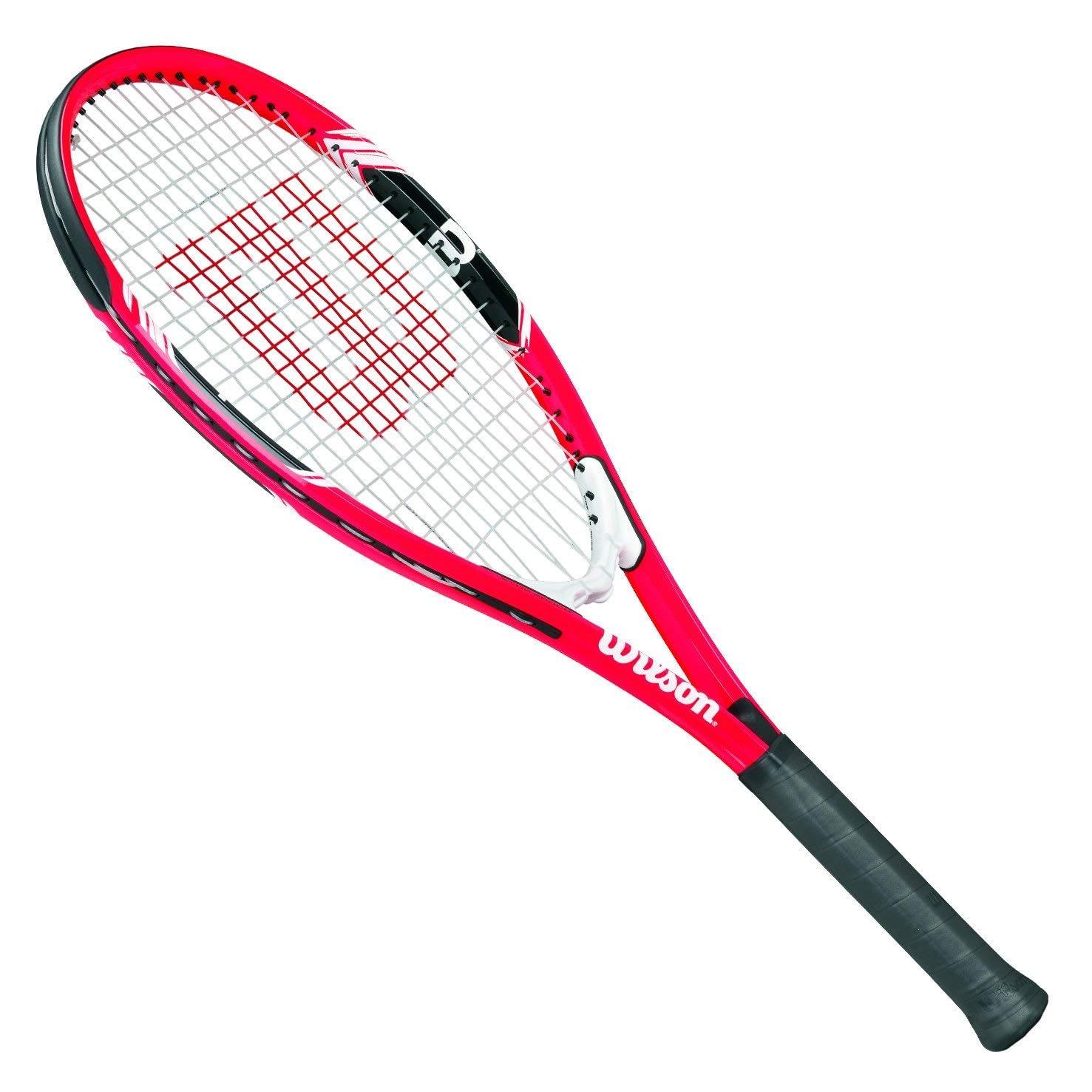 Wilson Federer Adult Strung Tennis Racket 2