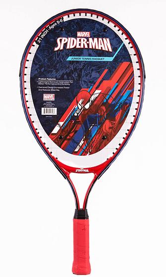 Marvel Junior Spider-Man Tennis Racket