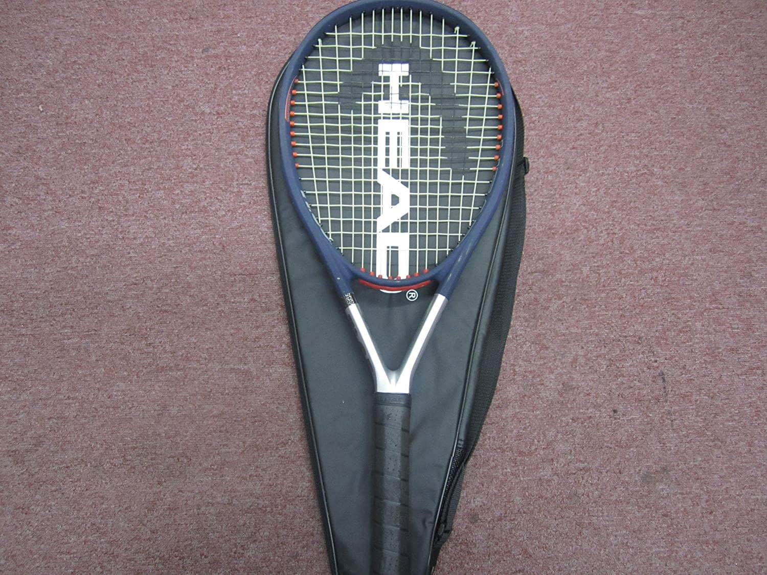 Head Ti S5 Comfortzone Performance Tennis Racquet Review