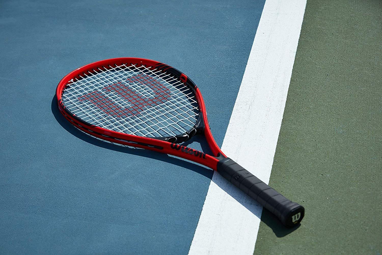 Wilson Federer Adult Tennis Racket Features