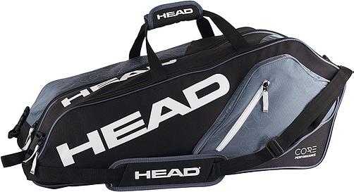 HEAD Core 6R Combi Tennis Bag
