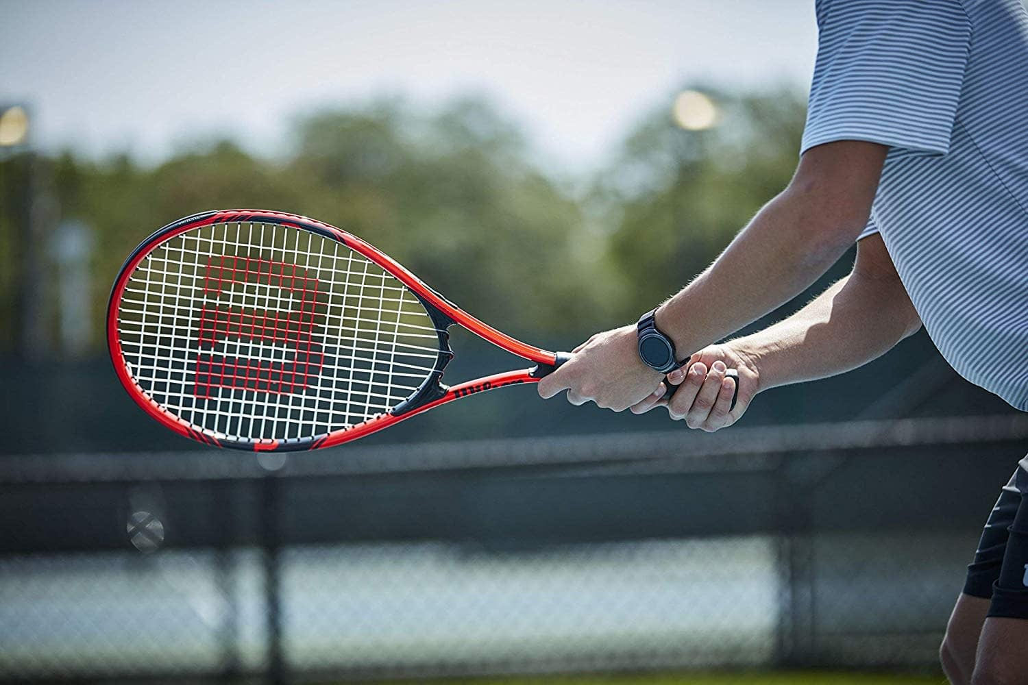 Wilson Federer Racket - Best Tennis Racquet for Beginners