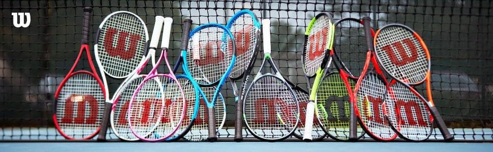 Wilson Federer Adult Strung Tennis Racquet Review