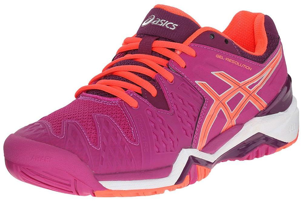 Gel-resolution 6 tennis shoe Review