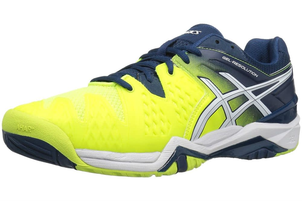 Asics Men's Gel Resolution 6 Tennis shoe Review