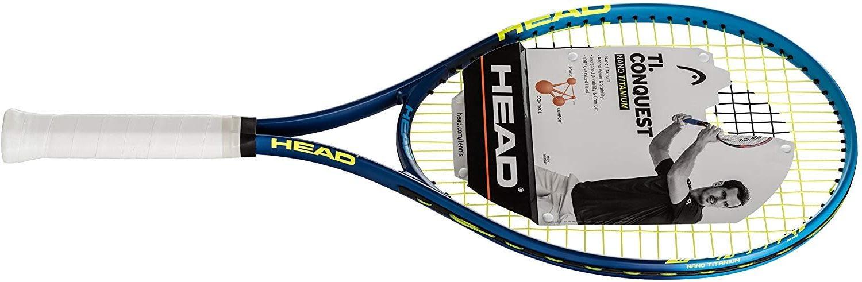 Head Ti.Conquest Racquet - Best Tennis Racquet for Beginners